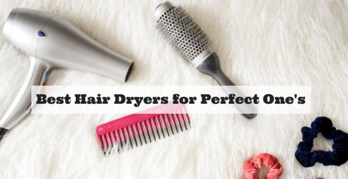 Best Hair Dryers 2019